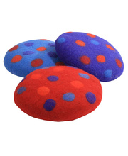 Felt Smartie Seat - Bright - Set of 3