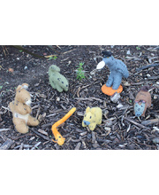 Felt Australian Animals - Ground Set of 6