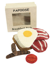 Felt Breakfast - 7pcs
