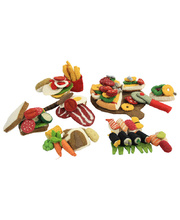 Felt Food - Set of 6 (103pcs)