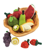 Felt Fruit Set - 11pcs