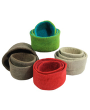 Natural Felt Bowls - Classroom Set of 12