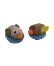 Felt Ducks - 2pcs