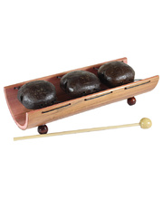 Natural Instrument - Bamboo Xylophone