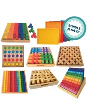 Bauspiel Construction Big Builder Set - 354pcs
