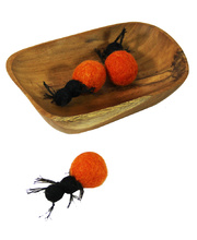 Indigenous Bush Tucker Set - Honey Ants & Coolamon