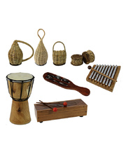 Natural Instrument Set B - 8pcs