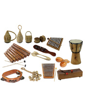 Natural Instrument Set A - 14pcs