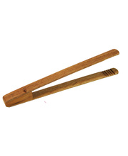 Wooden Tongs - 25cm