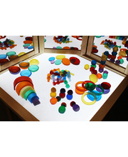 Rainbow Resin Super Set - 84pcs