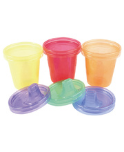 The First Years Economy Cups - Spill Proof Small 200ml 6pk