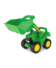 John Deere Large Construction Vehicles - Tractor with Loader 38cm