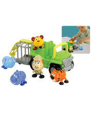 *SPECIAL: Baby Safari Jeep with 5 Safari Charactres