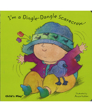 Baby Board Book - Dingle Dangle Scarecrow