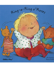 Baby Board Book - Ring A Ring O' Roses