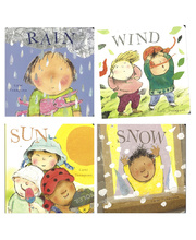 Whatever The Weather Baby Board Book - Set of 4