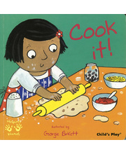Helping Hands Book - Cook It