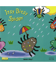 Peek-A-Boo Big Book - Itsy Bitsy Spider