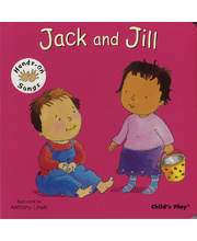 Baby Signing Board Books - Jack & Jill