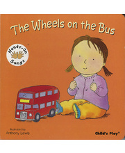 Baby Signing Board Books - Wheels On The Bus