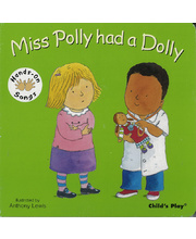 Baby Signing Board Books - Miss Polly Had A Dolly