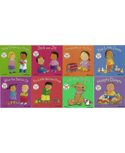 Baby Signing Board Books - Set of 8
