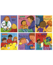 First Time Board Book - Set of 6