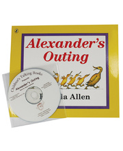 Alexander's Outing - CD and Book