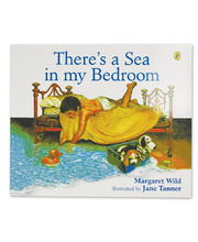 There's a Sea In My Bedroom - Book Only