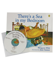 There's a Sea in My Bedroom - CD and Book