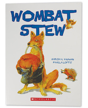 Wombat Stew - Book Only