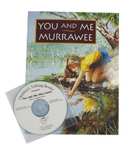 You and Me Murrawee - Book and CD