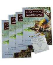 You and Me Murrawee - CD and 4 Book Set