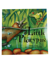 Little Platypus - Book only