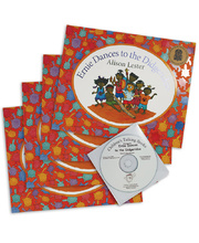 Ernie Dances to the Didgeridoo - CD and 4 Book Set