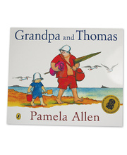 *Grandpa and Thomas - Book only