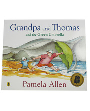 Grandpa and Thomas and the Green Umbrella - Book only