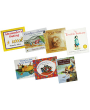Story Book Pack 1 - Set of 8