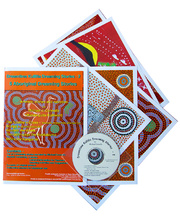Dreamtime Kullilla Dreaming Stories Set 2 - Talking Book & CD