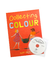 Collecting Colours - Book and CD