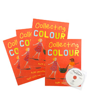 Collecting Colours - CD and 4 Book Set