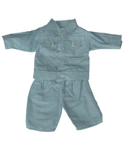 *Doll Clothes for 38cm Doll - Jeans Suit
