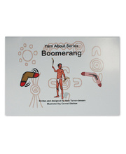 *Yarn About Series Boomerang - 18 pages