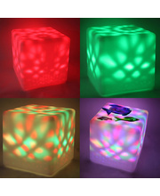 *SPECIAL: Luminous LED Light Cube - 40cm