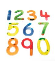 Squashy Numbers - 10pcs