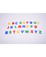 Acrylic Rainbow Letters - Set of 26