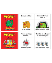 *SPECIAL: Wow! I Can Read Book Set 3 Red
