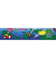 *SPECIAL: Borders - 90 x 7.5cm 12 pack - Frog Fun