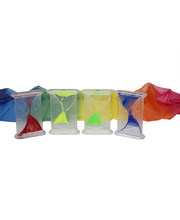 Large Sensory Bubble Tube - 4pk 9.5 x 13cmH