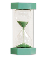 *Tickit Mega Sand Timer - 1 Minute (Green)